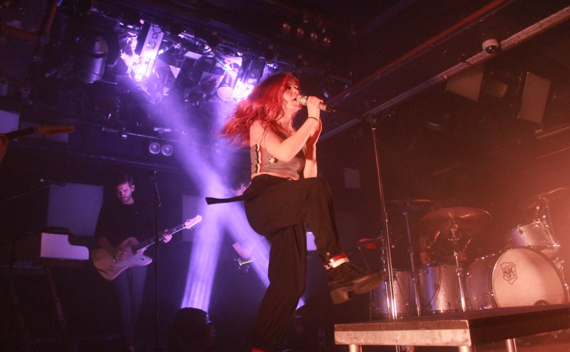 LIVE REVIEW: Against The Current + The Faim at The Waterfront